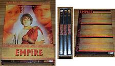 """Dvd coffret de 3 dvd, intégrale de la saison 1,  """"Empire"""" 6 épisodes,"""