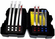 Stanley Fax Max Progessor 6pc Jigsaw Blades Wood Metal Bi-Metal STA88300