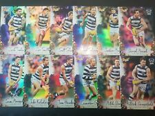 2018 SELECT AFL CHRISTMAS HOLOFOIL 12 CARD SET GEELONG CATS LIMITED TO 277