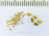 (CA) 150 certified gold nuggets from Australia+5 gold bullion 999.9
