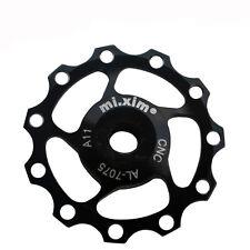 11T Jockey Wheel For SHIMANO SRAM Pulley Bearing Road/MTB Bike Derailleur Black