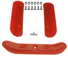 Senzo otk (TonyKart) Châssis Protecteurs Rouge W/Boulons Fixation Karting