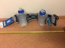 CamelBak Arc 2 Run Hydration Belt Grey/Electric Blue /Black. NWT $50