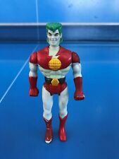 FIGURINE Captain Planet Toys Electronic- GI PLANETEER - TIGER TOY 1991 RARE