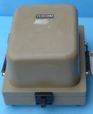 Tescom Concentric Technologies TC-5915A Manual Shield Box inventory 795