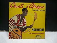 MOUANGE et son ensemble africain Chants d' Afrique Cameroun LDY M 4027