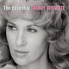 1 CENT CD The Essential Tammy Wynette - Tammy Wynette