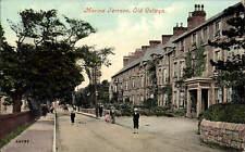 Colwyn. Old Colwyn. Marine Terrace by Valentine's # 44039.