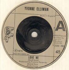 "YVONNE ELLIMAN Love Me 7"" VINYL"