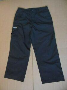 Women's Regatta Walking Hiking Trousers Size 34 UK 50 EU