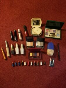 USED Makeup lot of 28 pieces Vintage Avon