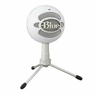 Snowball iCE USB Mic for Recording and Streaming on PC and Mac,