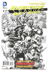 Us Justice League of America # 2 1:100 David Finch Variant cover the new 52