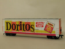 Rare * Doritos * Frito Lay * 50' Box Car * Life-Like Ho Scale Trains *mint*