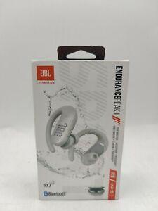 JBL Endurance Peak II TWS True Wireless In-Ear Sport Headphones - White