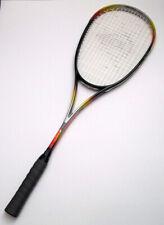 Dunlop Airfoil Quake Power Shaft Flex-Tech Rating 16 Aerodynamic Squash Racquet