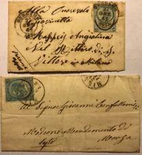 Francobolli del Regno d'Italia, tema cavalli