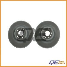 Set of 2 Front Disc Brake Rotors Genuine Mercedes For: Mercedes-Benz ML350 R350