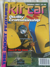 Kit Car Oct 1993 Dax Speedster, Colborne C & D Type