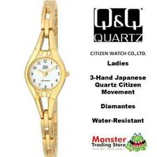 Citizen Women's Analogue Round Wristwatches