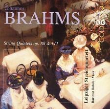 String Quintets Op 88 & 111, New Music