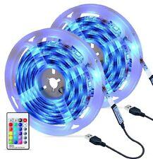 LED Strip Lights,OMERIL 6M/19.7ft 180LED RGB USB Colour Changing Led Light Strip
