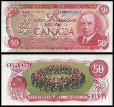 Canada 50 DOLLARS 1975 P 90b UNC