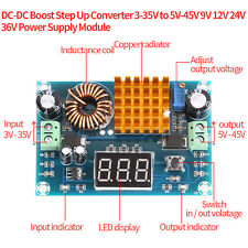 DC-DC Boost Step Up Converter 3-35V 5V-45V 9V 12V 24V Power Supply Module Hot im