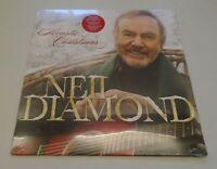 NEIL DIAMOND Acoustic Christmas 2016 European 12-track vinyl LP SEALED