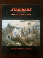 STAR WARS ROLEPLAYING GAME - Arms and Equipment Guide Paperback (2002)