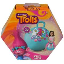"Dreamworks Trolls 15"" Hopper Ball-Trolls Hopper Ball-Brand New in Factory Box!"