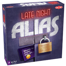Tactic Late Night Alias Adult Game - 55106
