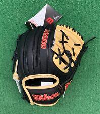 "2021 Wilson A2000 PFX2 Pedroia Fit 11"" Infield Baseball Glove - WBW10010611"