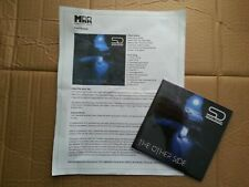 THE OTHER SIDE - Sonic divide (NEW ZEALAND PROG ROCK CD - 2020 NEW)