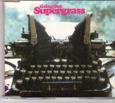 (EX356) Supergrass, Going Out - 1996 DJ CD