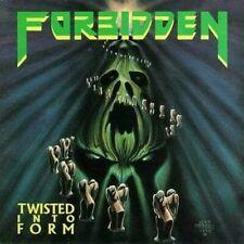 Forbidden - Twisted Into Form CD - SEALED Thrash Heavy Metal Album