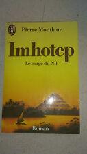 Montlaur - Imhotep : le mage du nil