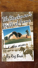 The Stockman's Hall of Fame and Other Verses by Reg Beck pb