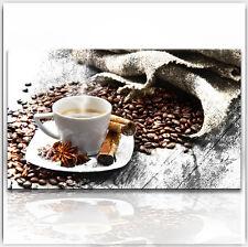 Kaffee  Bar & Club BILDER LEINWAND ABSTRAKT KUNST WANDBILD KUNSTDRUCK XXL 298A