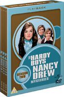The Hardy Boys - Nancy Drew Mysteries: Season 2 DVD (2008) Shaun Cassidy cert