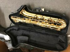 Selmer (Paris) 55AFJ baritone sax