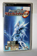 DYNASTY WARRIORS STRIKEFORCE GIOCO USATO OTTIMO SONY PSP ED ITALIANA GD1 36682