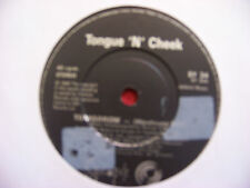 Tongue `N` Cheek - Tomorrow / Encore     klasse EMI  45