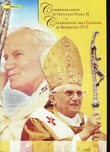 Celebrazione di Papa Giovanni Paolo II e Papa Benedetto XVI