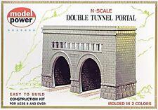 1521 Décor en kit entrée tunnel Model Power train N 1/160