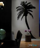 Vinyl Wall Decal Sticker Large Palm Tree 6ft tall
