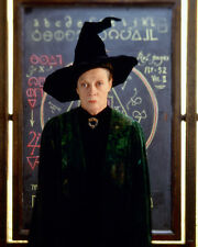 MAGGIE SMITH IN HARRY POTTER 8X10 COLOR PHOTO