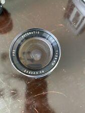 Nikon lens.F  28mm 1:2.8 690888 Nikon FE Very Nice