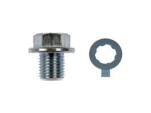 Standard Oil Drain Plug - M14 -1.5 Threads - Head Size:  17mm