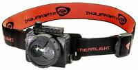 Streamlight 61601 Double Clutch USB Rechargeable Headlamp Black - 125 Lumens